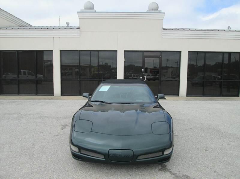 2000 Chevrolet Corvette 2dr Convertible - Bryan TX