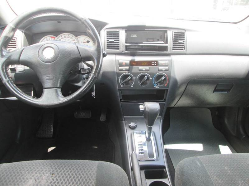 2007 Toyota Corolla S 4dr Sedan (1.8L I4 4A) - Bryan TX