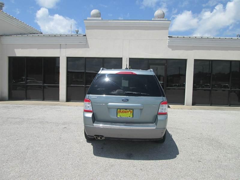 2008 Ford Taurus X SEL 4dr Wagon - Bryan TX