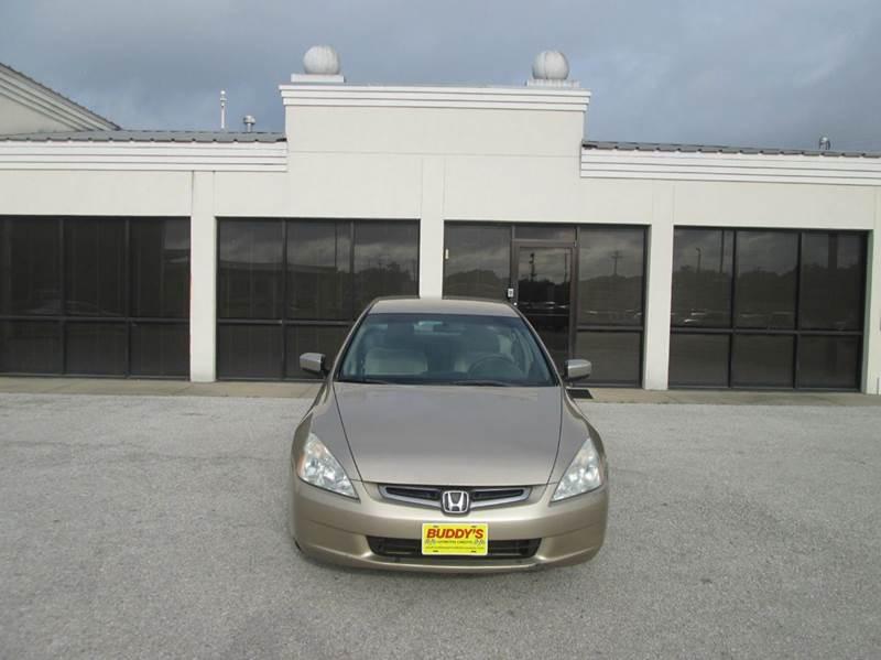 2005 Honda Accord LX 4dr Sedan - Bryan TX