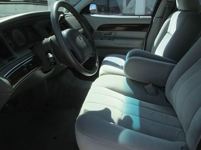 2003 Mercury Grand Marquis GS 4dr Sedan - Bryan TX