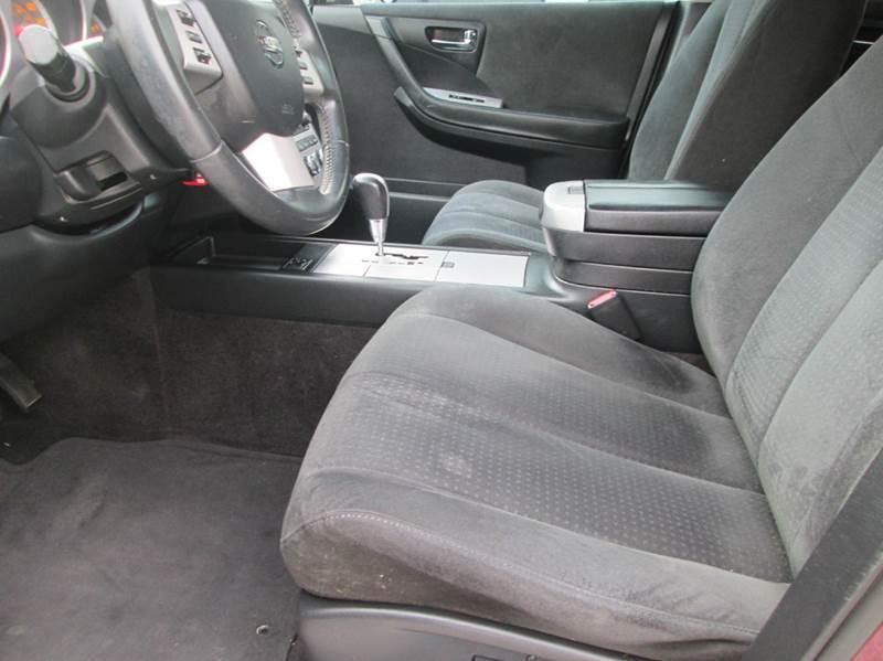 2007 Nissan Murano S 4dr SUV - Bryan TX