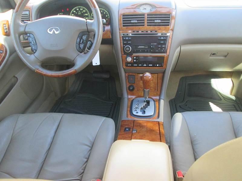 2004 Infiniti I35 4dr Sedan - Bryan TX