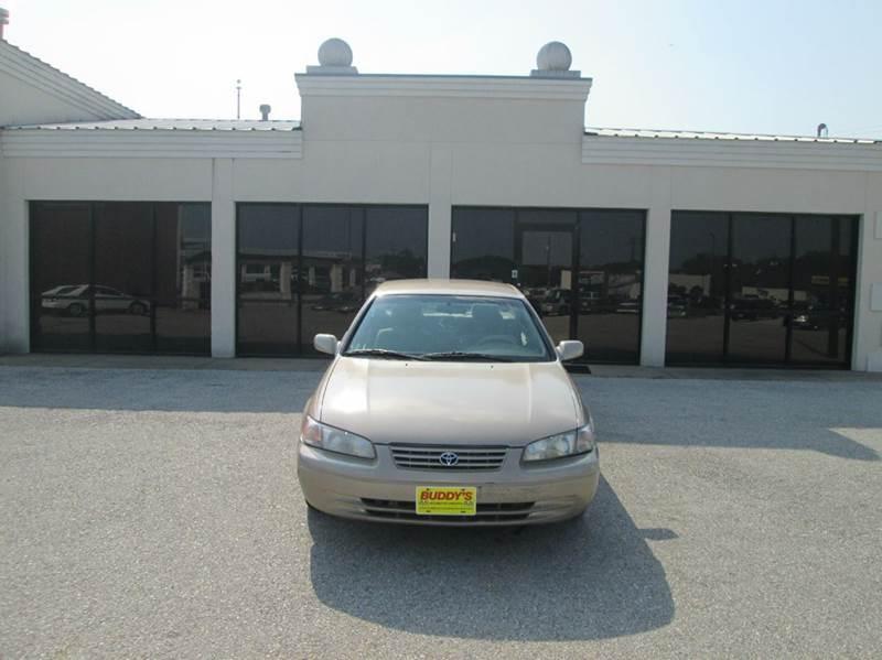 1997 Toyota Camry LE 4dr Sedan - Bryan TX