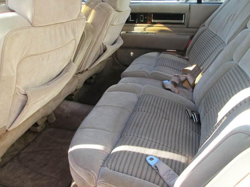1988 Cadillac DeVille 4dr Sedan - Bryan TX