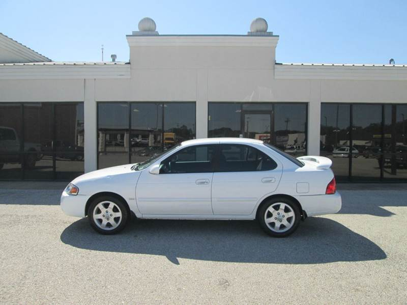 2005 Nissan Sentra 1.8 S 4dr Sedan - Bryan TX