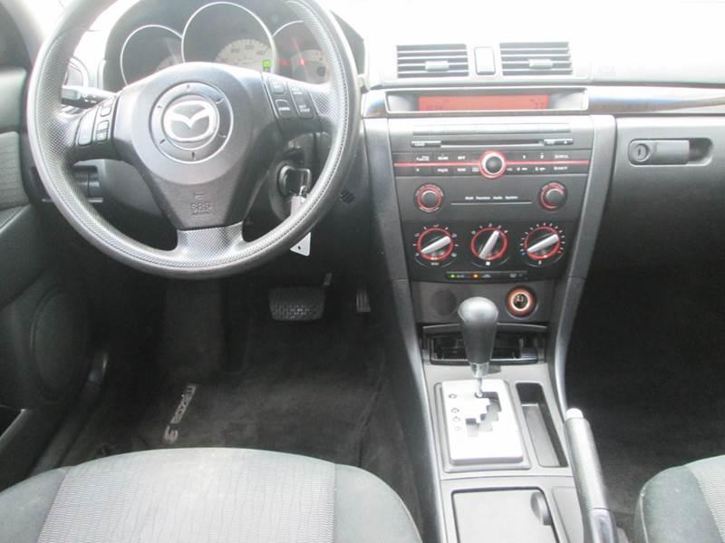 2007 Mazda MAZDA3 i Sport 4dr Sedan (2L I4 4A) - Bryan TX