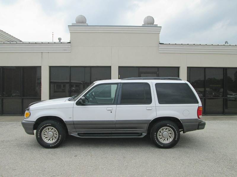1998 Mercury Mountaineer AWD 4dr SUV - Bryan TX
