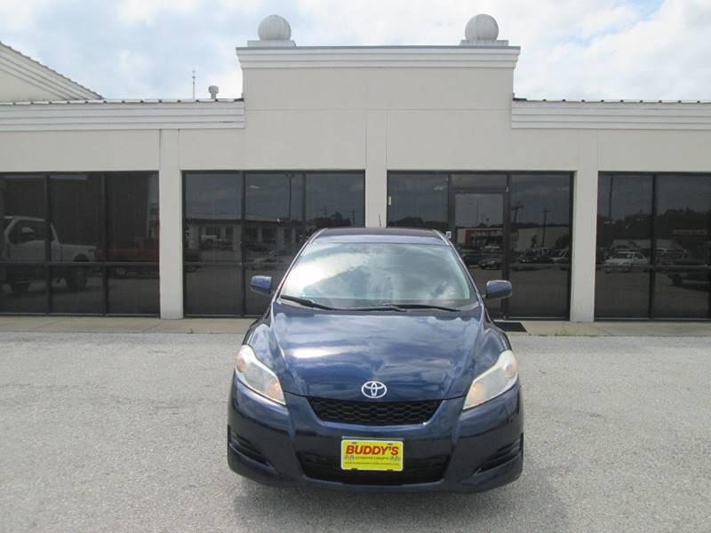 2009 Toyota Matrix 4dr Wagon 4A - Bryan TX