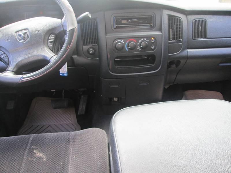 2003 Dodge Ram Pickup 1500 4dr Quad Cab SLT Rwd SB - Bryan TX