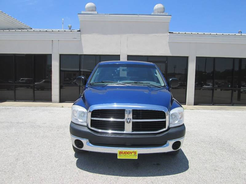 2008 Dodge Ram Pickup 1500 ST 2dr Regular Cab SB - Bryan TX
