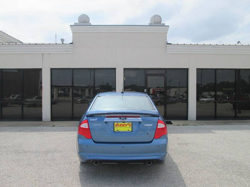 2010 Ford Fusion Sport 4dr Sedan - Bryan TX