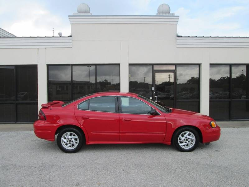 2004 Pontiac Grand Am SE1 4dr Sedan - Bryan TX