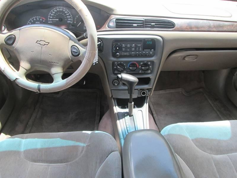 1998 Chevrolet Malibu LS 4dr Sedan - Bryan TX