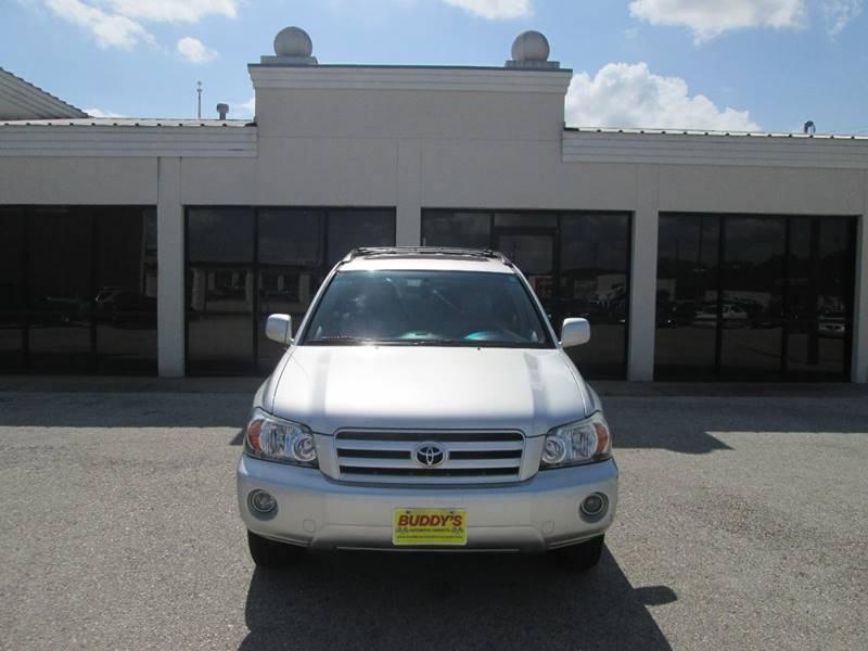 2007 Toyota Highlander AWD 4dr SUV V6 - Bryan TX