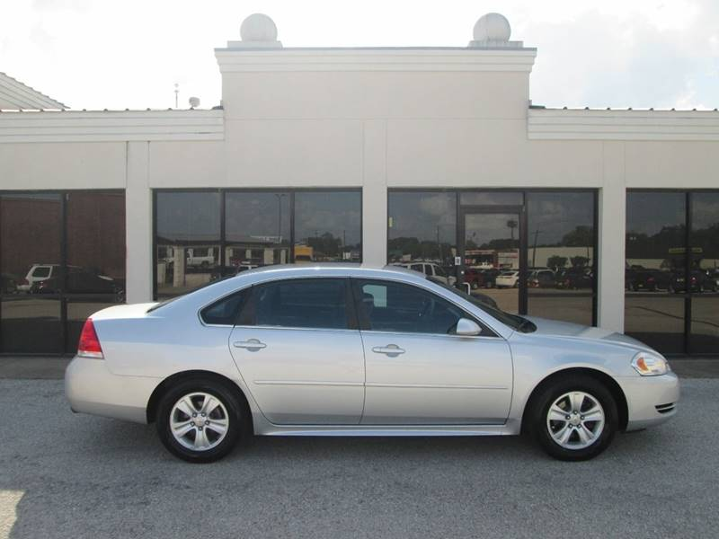 2012 Chevrolet Impala LS Fleet 4dr Sedan - Bryan TX
