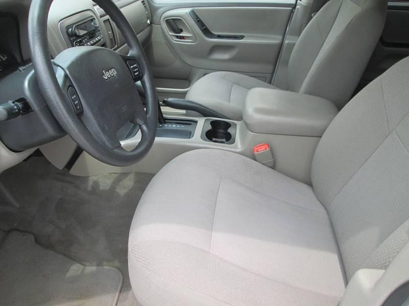 2003 Jeep Grand Cherokee Laredo 4dr SUV - Bryan TX