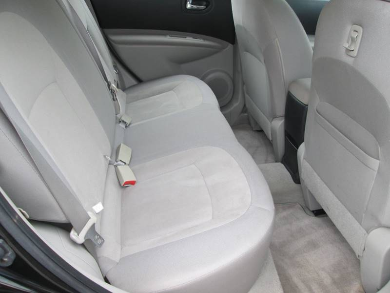2010 Nissan Rogue S 4dr Crossover - Bryan TX