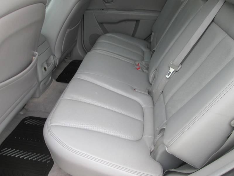 2007 Hyundai Santa Fe Limited 4dr SUV - Bryan TX