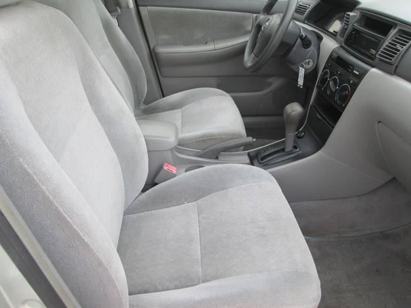 2003 Toyota Corolla CE 4dr Sedan - Bryan TX
