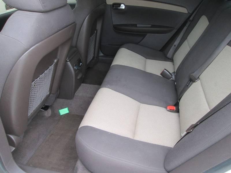 2012 Chevrolet Malibu LT 4dr Sedan w/1LT - Bryan TX