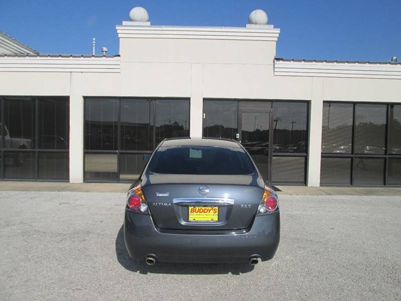 2012 Nissan Altima 2.5 S 4dr Sedan - Bryan TX