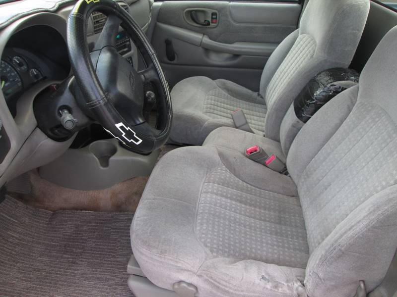 1999 Chevrolet S-10 2dr LS Standard Cab LB - Bryan TX