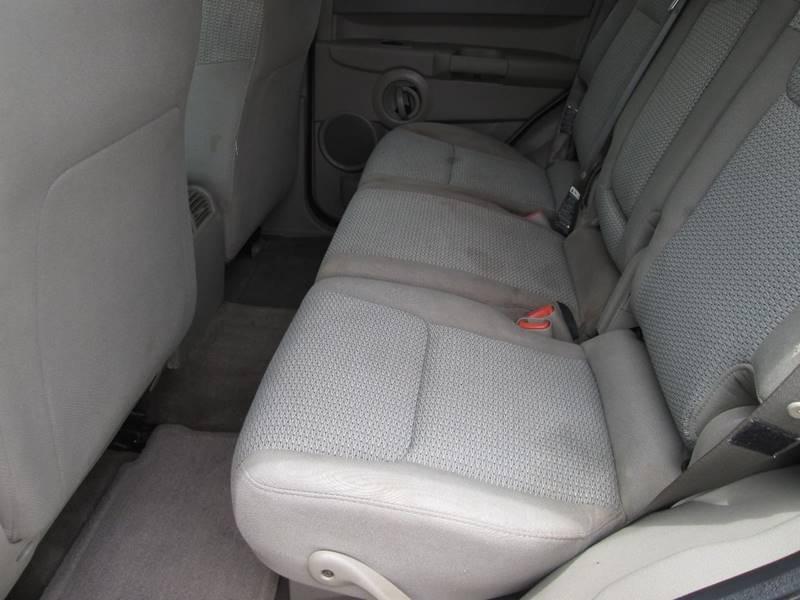 2006 Jeep Commander 4dr SUV - Bryan TX