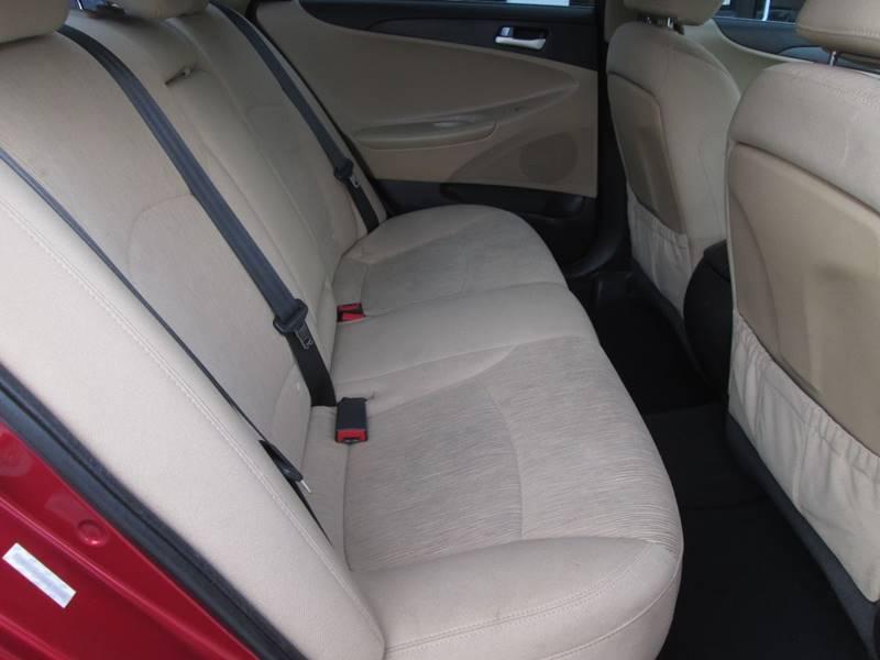 2011 Hyundai Sonata GLS 4dr Sedan - Bryan TX