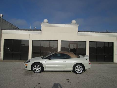 2001 Mitsubishi Eclipse Spyder for sale in Bryan, TX