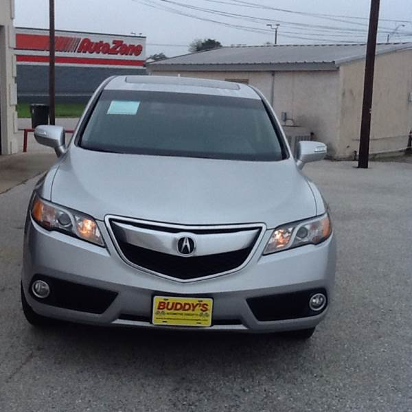 2013 Acura Rdx 4dr SUV W/Technology Package In Bryan TX