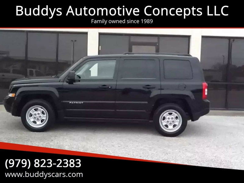 Buddys Automotive Concepts Llc Used Cars Bryan Tx Dealer