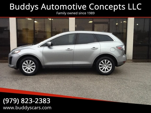 2011 Mazda CX-7 for sale in Bryan, TX