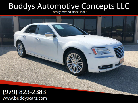 2011 Chrysler 300 for sale at Buddys Automotive Concepts LLC in Bryan TX