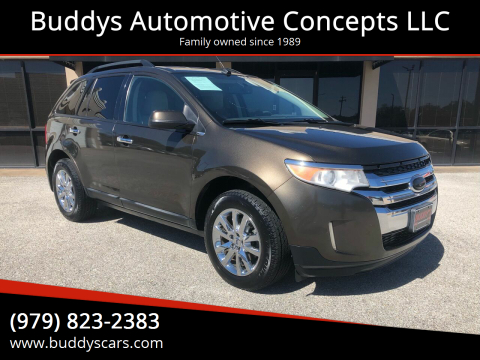 2011 Ford Edge for sale at Buddys Automotive Concepts LLC in Bryan TX