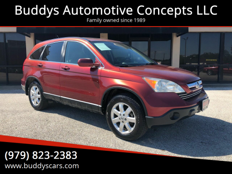 2007 Honda CR-V for sale at Buddys Automotive Concepts LLC in Bryan TX