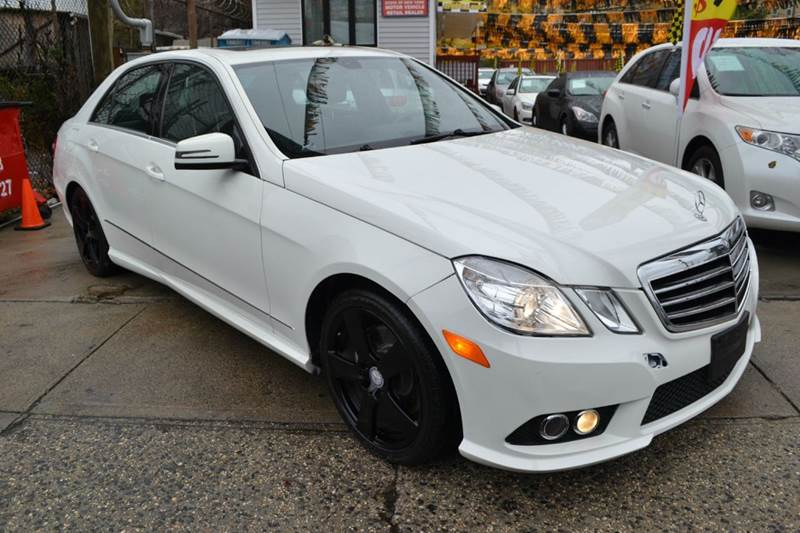 2010 Mercedes Benz E Class E350 Luxury 4matic Awd 4dr
