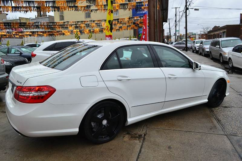 2010 mercedes benz e class e350 luxury 4matic awd 4dr for Mercedes benz queens ny