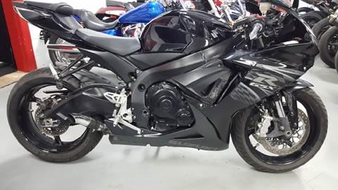 2014 Suzuki GSXR600