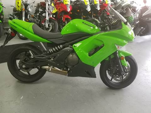2008 Kawasaki Ninja 650R for sale in Virginia Beach, VA