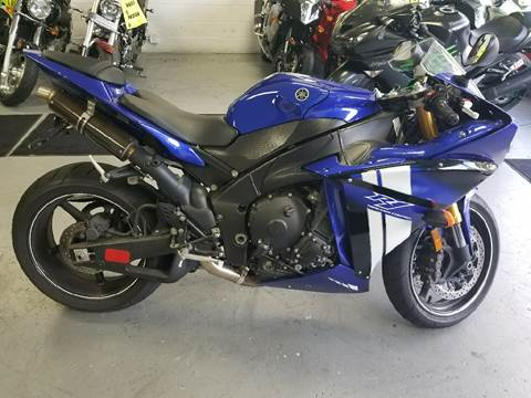 2012 Yamaha YZF-R1 for sale in Virginia Beach, VA