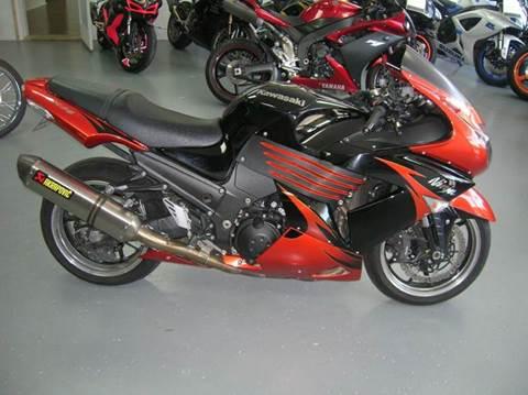 2009 Kawasaki Ninja ZX-14R ABS for sale in Virginia Beach, VA