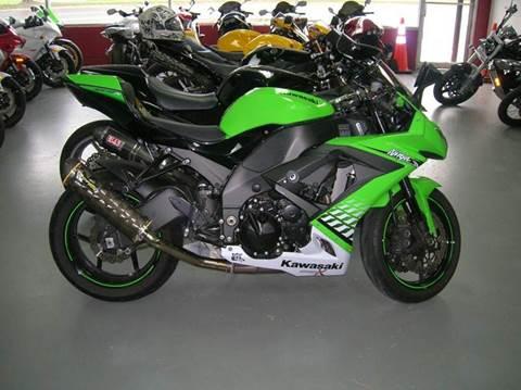 2010 Kawasaki Ninja ZX-10R for sale in Virginia Beach, VA