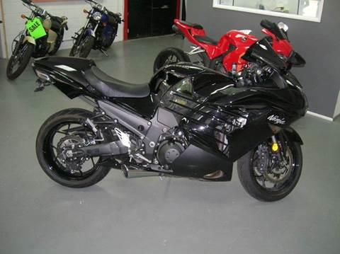 2012 Kawasaki Ninja ZX-14R ABS for sale in Virginia Beach, VA