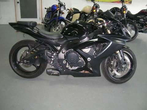 2007 Suzuki GSXR600 for sale in Virginia Beach, VA
