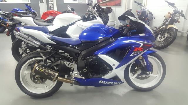 2008 suzuki gsxr600 in virginia beach va - icon moto sport