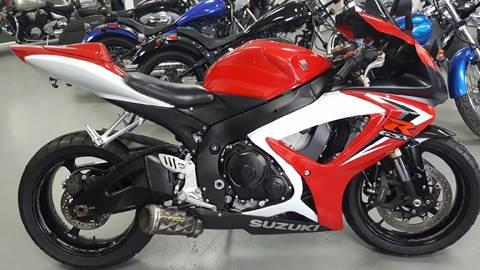 2007 Suzuki GSXR600