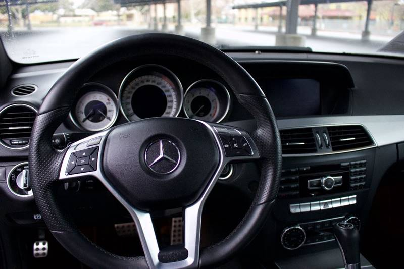 2013 mercedes-benz c-class c 250 2dr coupe in san jose ca - bay area