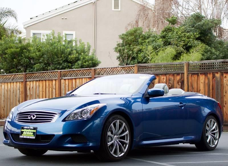 2009 infiniti g37 convertible sport 2dr convertible in san jose ca vehicle options sciox Images