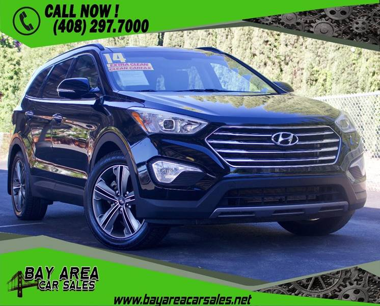 2014 Hyundai Santa Fe Limited For Sale >> 2014 Hyundai Santa Fe Limited In San Jose Ca Bay Area Car Sales